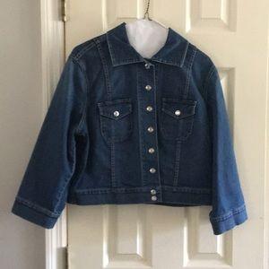 Cute Simple Jean jacket
